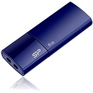 Silicon Power Ultima U05 Blau 8 Gigabyte - USB Stick