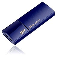 Silicon Power Blaze B05 Blue 64GB - USB Stick