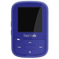 SanDisk Sansa Clip Sports Plus 16 GB blau - MP3 Player