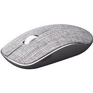 Rapoo 3510 Plus textil-grau - Maus