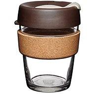 KeepCup Hrnek Brew Cork Almond 340 ml M - Tasse