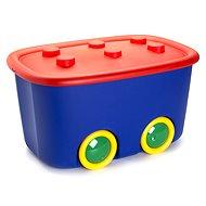 KIS Funny box L rot/blau 46l