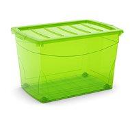KIS Omnibox XL grün, 60l - Aufbewahrungsbox
