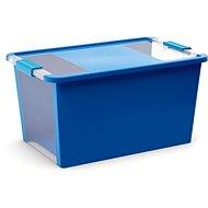 KIS Bi Box Aufbewahrungsbox L - blau 40l - Aufbewahrungsbox