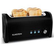 Klarstein Cambridge schwarz - Toaster