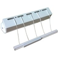 KLAD Wäschetrockner für Bad selbsrollend von 2 m - Wäschetrockner
