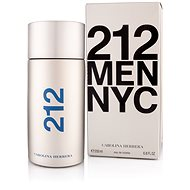 CAROLINA HERRERA 212 Men NYC EdT 200 ml - Herren Eau de Toilette