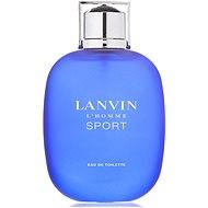 LANVIN L'Homme Sport EdT 100 ml - Herren Eau de Toilette