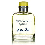 DOLCE & GABBANA Light Blue Italian Zest Pour Homme EdT 125 ml - Herren Eau de Toilette