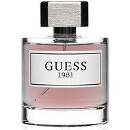 GUESS 1981 for Men EdT 100 ml - Herren Eau de Toilette
