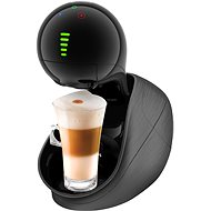 Krups KP600831 Nescafé Dolce Gusto Movenza Schwarz - Kapsel-Kaffeemaschine