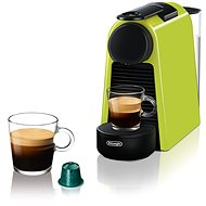 NESPRESSO De'Longhi Essenza mini EN 85.L, grün - Kapsel-Kaffeemaschine