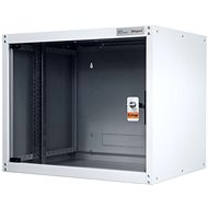Legrand EvoLine Wanddatenschrank 7HE, 600x450mm, 65kg, Glastür - Verteiler