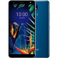 LG K40 Blau - Handy