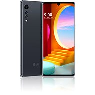 LG Velvet Grau - Handy
