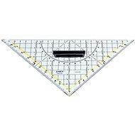 Linex 2621GH Geo-Dreieck mit Griff - Lineal