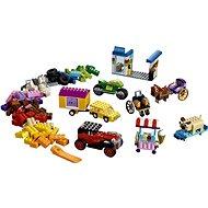 LEGO Classic Rollen auf Rädern Fahrzeuge (LEGO-Nr. 10715) - Baukasten
