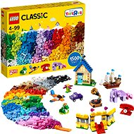 LEGO® Classic 10717 Extragroße Steinebox - LEGO-Bausatz