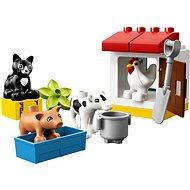 LEGO DUPLO Town 10870 Tiere auf dem Bauernhof