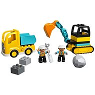 LEGO DUPLO Town 10931 Bagger und Laster - LEGO-Bausatz
