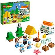 LEGO® DUPLO® 10946 Familienabenteuer mit Campingbus - LEGO-Bausatz