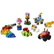 LEGO Classic 11002 LEGO Bausteine - Starter Set - LEGO-Bausatz