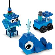 LEGO Classic 11006 Blaues Kreativ-Set - LEGO-Bausatz