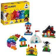 LEGO Classic 11008 LEGO Bausteine - bunte Häuser - LEGO-Bausatz