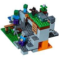 LEGO Minecraft 21141 Zombiehöhle - Baukasten