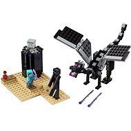 LEGO Minecraft 21151 Das letzte Gefecht - LEGO-Bausatz