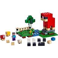 LEGO Minecraft 21153 Die Schaffarm - LEGO-Bausatz