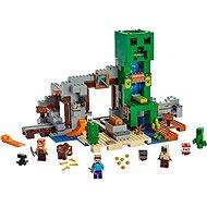 LEGO Minecraft 21155 Die Creeper™ Mine - LEGO-Bausatz