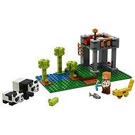 LEGO 21158 Minecraft Der Panda-Kindergarten - LEGO-Bausatz