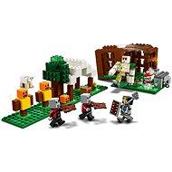 LEGO Minecraft 21159 Der Plünderer-Außenposten - LEGO-Bausatz