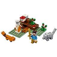 LEGO Minecraft 21162 Das Taiga-Abenteuer - LEGO-Bausatz