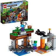 LEGO® Minecraft™ 21166 Die verlassene Mine - LEGO-Bausatz