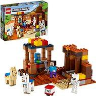 LEGO® Minecraft™ 21167 Der Handelsplatz - LEGO-Bausatz