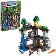 LEGO® Minecraft™ 21169 Das erste Abenteuer - LEGO-Bausatz