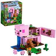 LEGO Minecraft 21170 Das Schweinehaus - LEGO-Bausatz