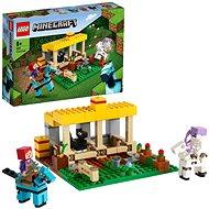 LEGO® Minecraft™ 21171 Der Pferdestall - LEGO-Bausatz