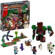 LEGO® Minecraft™ 21176 Die Dschungel Ungeheuer - LEGO-Bausatz