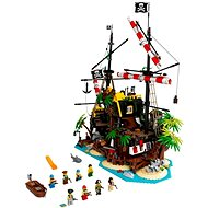 LEGO Ideas 21322 Piraten der Barracuda-Bucht - LEGO-Bausatz