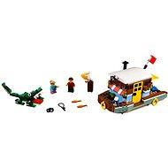 LEGO Creator 31093 Hausboot