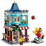 LEGO Creator 31105 Spielzeuggeschäft in der Innenstadt - LEGO-Bausatz