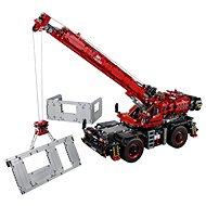LEGO Technic 42082 Geländegängiger Kranwagen - Baukasten
