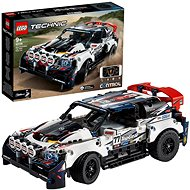 LEGO Technic 42109 Top-Gear Ralleyauto mit App-Steuerung - LEGO-Bausatz