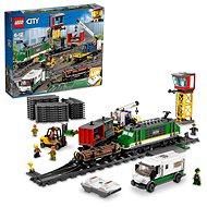 LEGO City 60198 Güterzug - LEGO-Bausatz