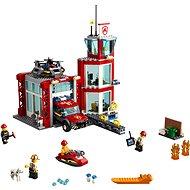 LEGO City 60215 Feuerwehr-Station - LEGO-Bausatz
