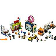 LEGO City Town 60233 Große Donut-Shop-Eröffnung