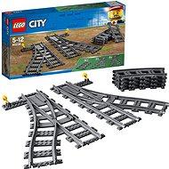 LEGO City Trains 60238 Weichen - LEGO-Bausatz
